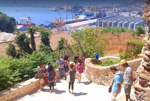 مناطق سياحية بجاية