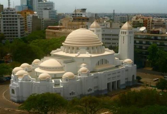داكار بدولة السنغال