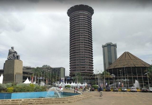 كينيا مدينة نيروبي سياحة