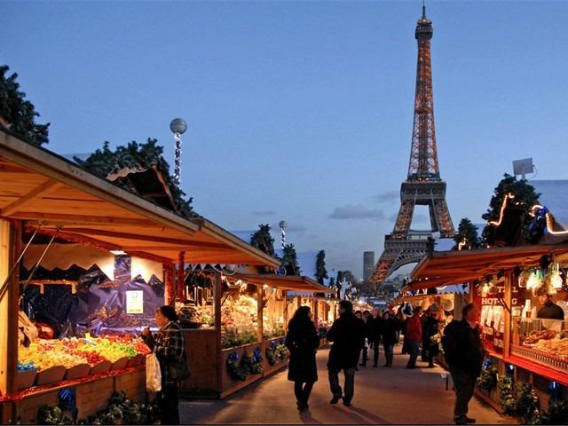 تروكاديرو باريس