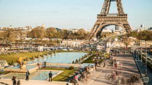 ساحة تروكاديرو باريس