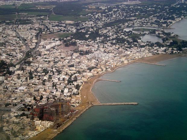 شواطئ بتونس