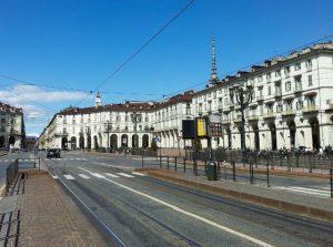 شارع فينيتو روما