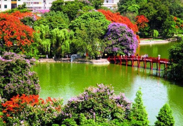 اين تقع مدينة هانوي