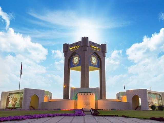 انشطة في برج الصحوة مسقط