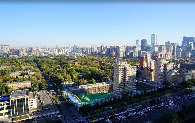 اين تقع بكين والمسافات بينها وأهم مدن الصين السياحية رحلاتك