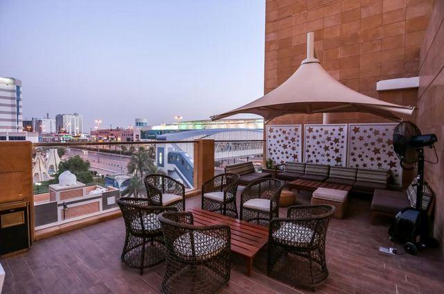 فندق كوبثورن الرياض بالسعودية