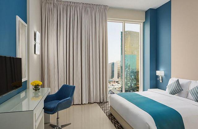 حجز في فندق كوبثورن الرياض