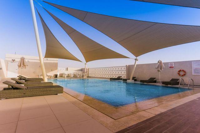 غرف فندق كوبثورن الرياض