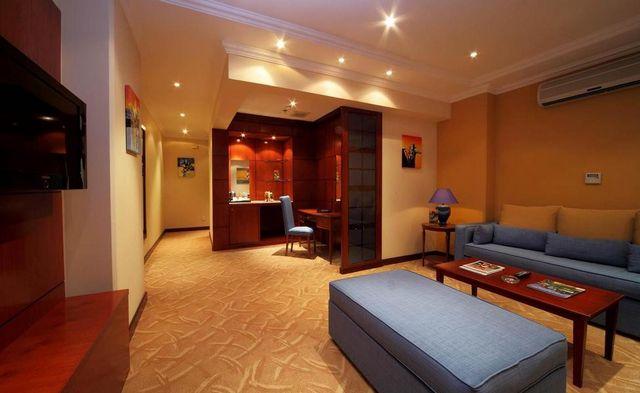 معلومات عن فندق كورب الرياض