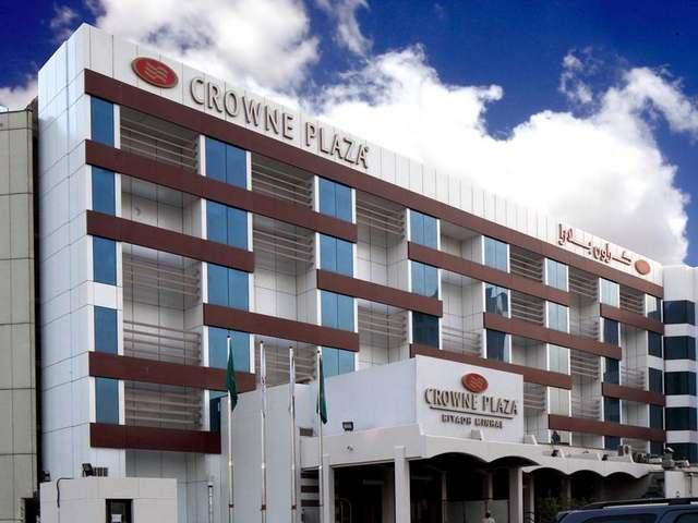 فندق كراون بلازا الرياض يُعد من بين أفضل فنادق سلسلة فندق كراون بلازا الرياض
