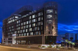 فندق فريزر سويتس الرياض