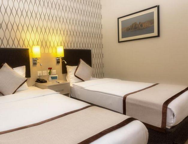 فندق المدينة الدقم عمان