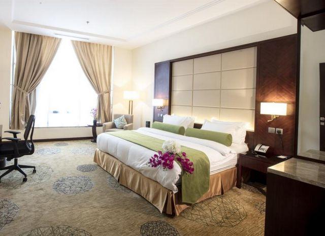 افضل فنادق حي الحمراء جدة 4 نجوم