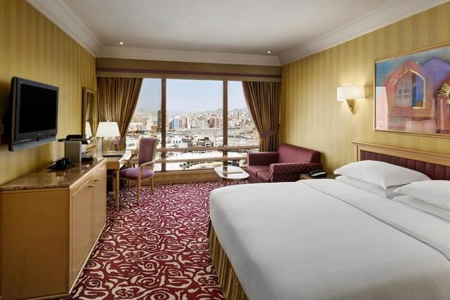 فنادق مكه المطلة على الحرم