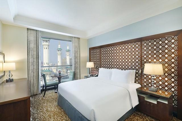 فنادق مكة المطلة على الحرم