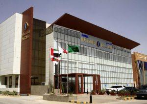 سلسلة فندق انتور في الرياض