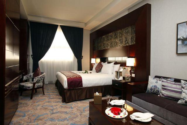 فندق انتور الصحافة في الرياض
