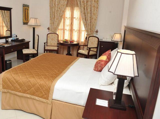 فندق المها مسقط عمان