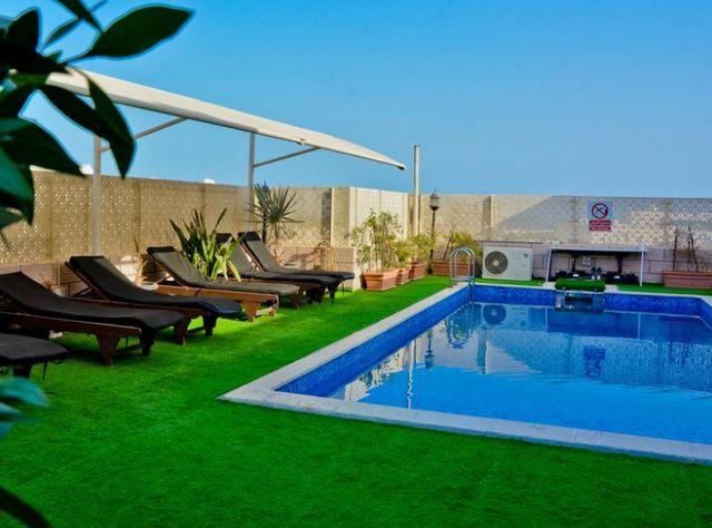 فندق المها مسقط في عمان