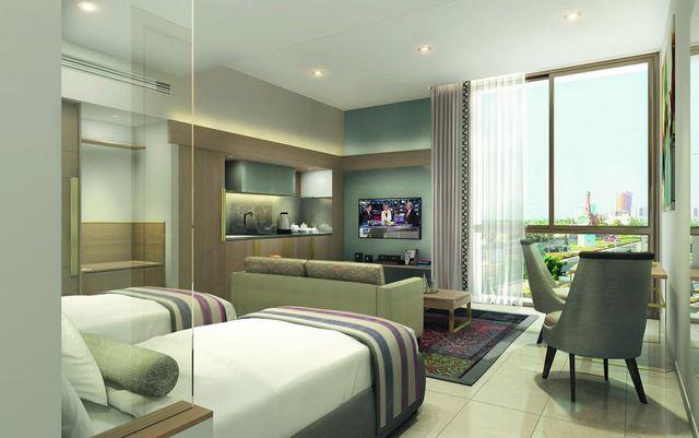 سلسلة فندق موفنبيك جدة