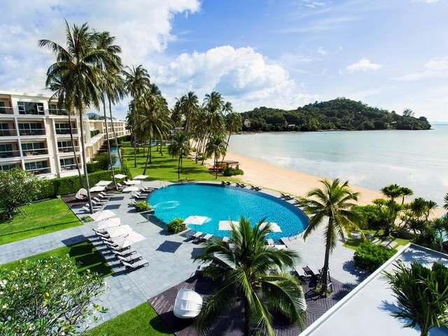 افضل الفنادق على جزيرة بوكيت على البحر