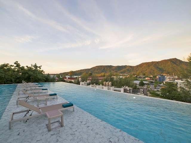 افضل فندق في جزيرة بوكيت