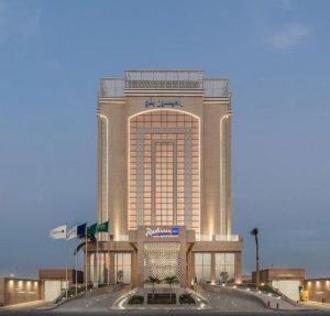 فندق راديسون بلو الكورنيش في جدة