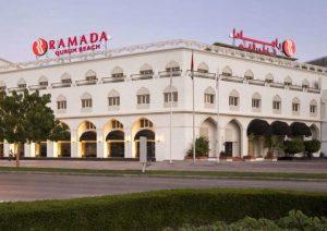 فندق رامادا مسقط
