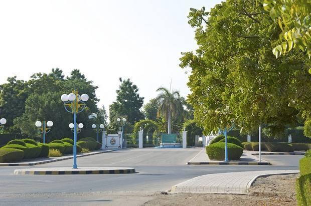 حديقة اليوبيل الفضي