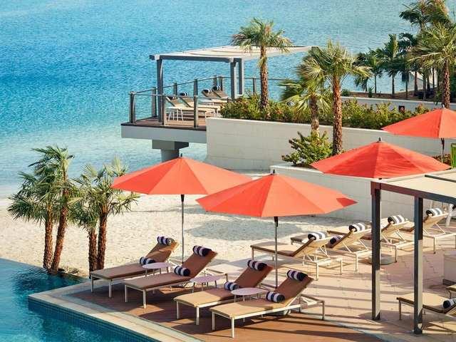 افضل فنادق ابوظبي على البحر