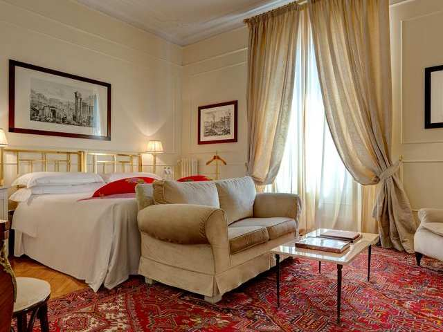 حجز افضل فنادق روما وسط البلد