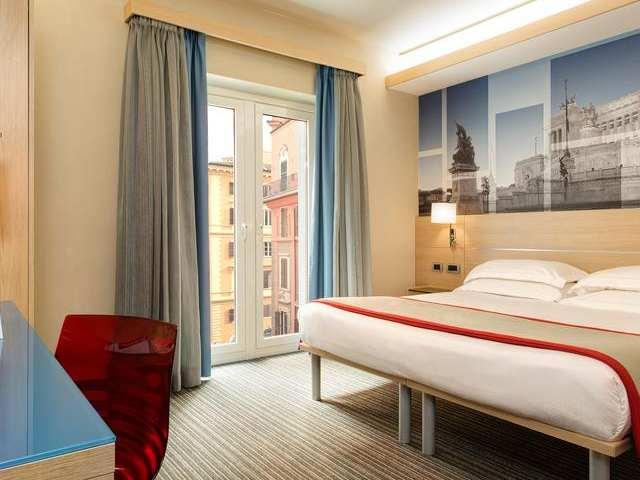 فنادق في روما وسط البلد