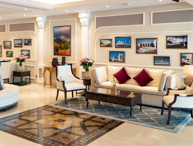فندق قصر العين ابوظبي