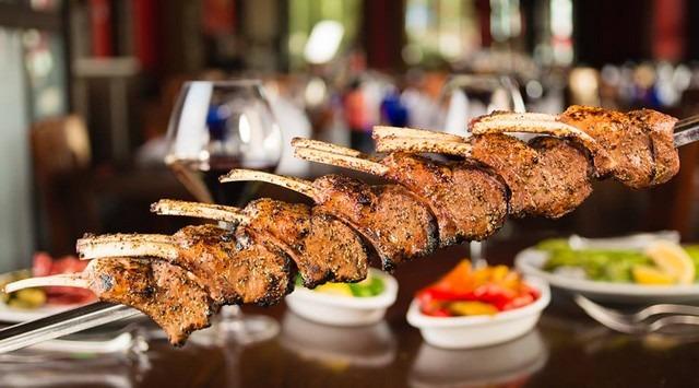 المطعم الأفغاني بالبريمي