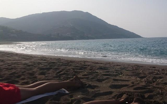 شاطئ الساكت بجاية الجزائر
