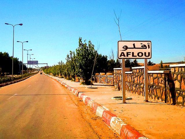 مناظر خلابة في الجزائر