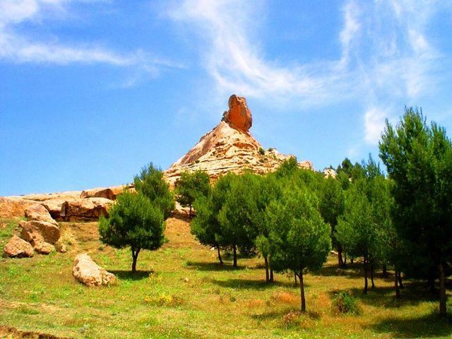 مناظر جميلة في الجزائر