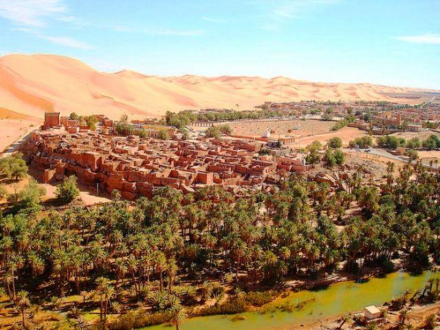 السياحة في الصحراء الجزائرية