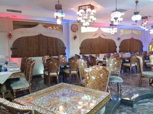 مطاعم عربية في روما ايطاليا