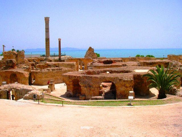 معالم تونس الاثرية