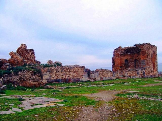 المناطق الأثرية في تونس