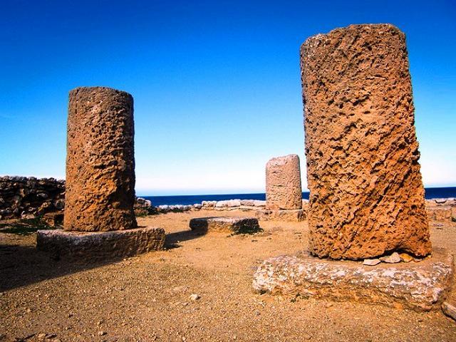المناطق الاثرية في تونس