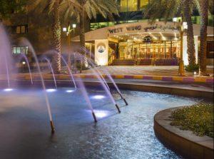 فندق نادي الضباط ابوظبي