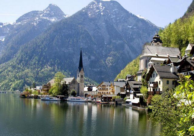 افضل فنادق النمسا