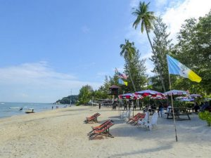 شاطئ باتو فرنجي بينانج