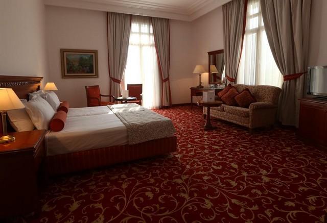 فندق قصر تونس من فنادق تونس العاصمة 4 نجوم التي تصلُح للعائلات الصغيرة.