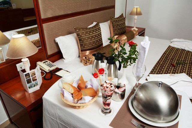 ماريجولد من فنادق تونس العاصمة 4 نجوم التي تتميّز بالفخامة.