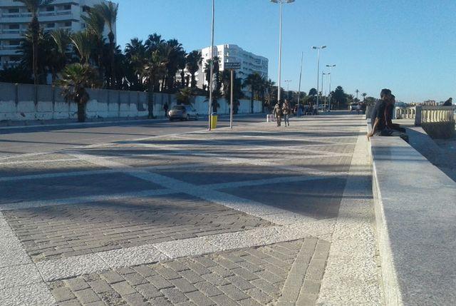 شاطئ بوجعفر تونس