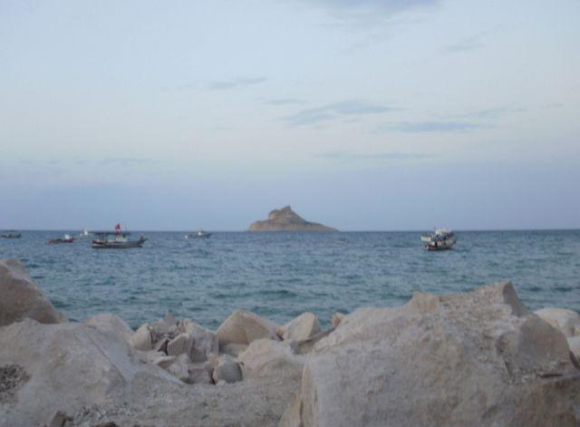 شاطئ بوجعفر سوسة في تونس